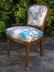 Chaise ancienne de 1930