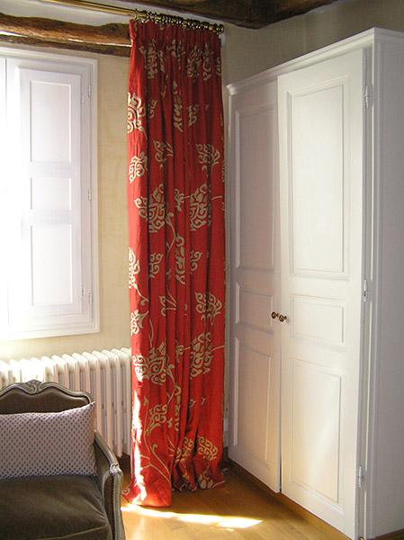 voilage rideau haut de gamme. Black Bedroom Furniture Sets. Home Design Ideas